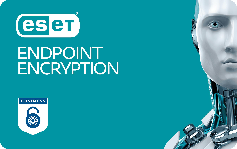ESET Endpoint Encryption Mobile Edition, 5 lic., 1 rok, obnovení