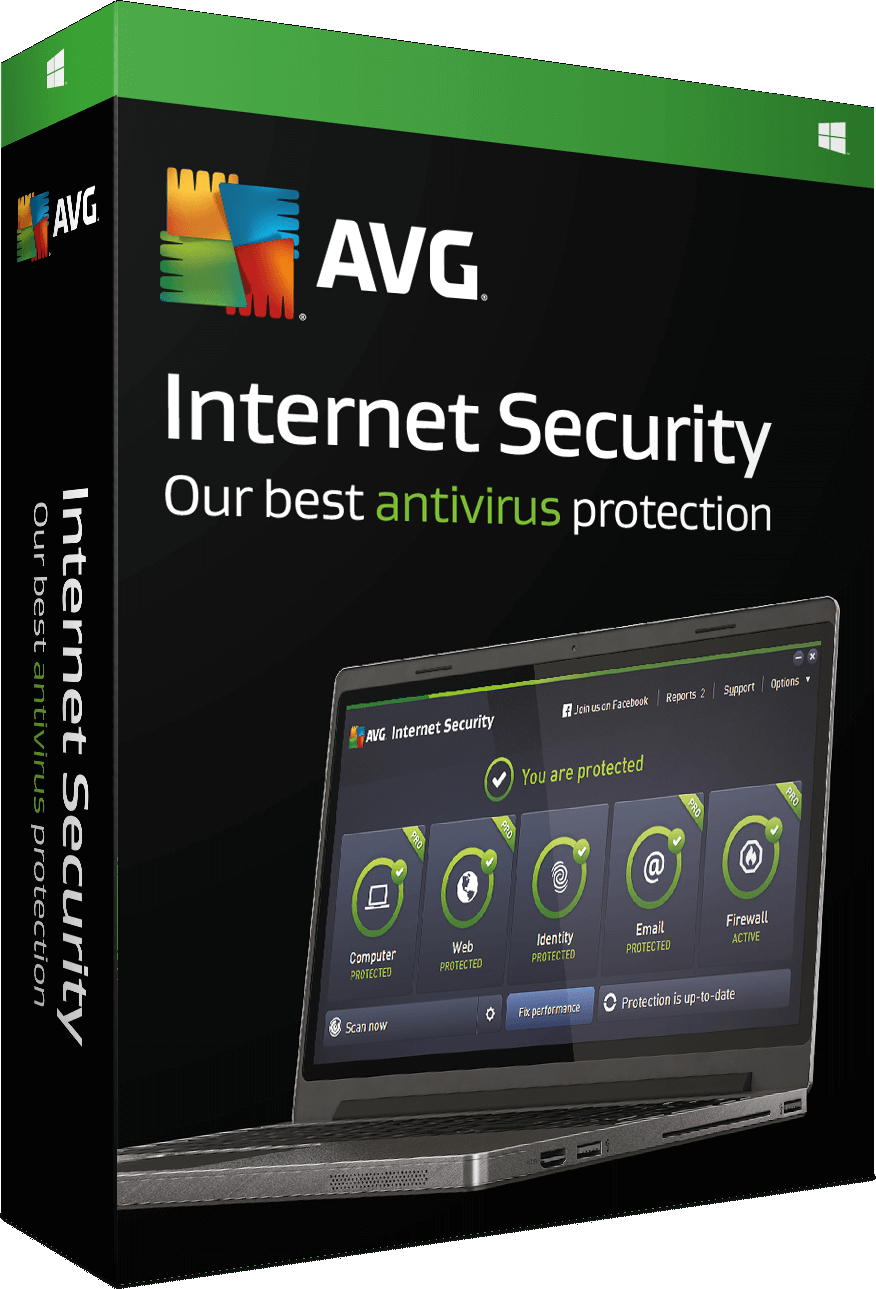 AVG Internet Security 2017, 2 lic., 3 roky, obnovení