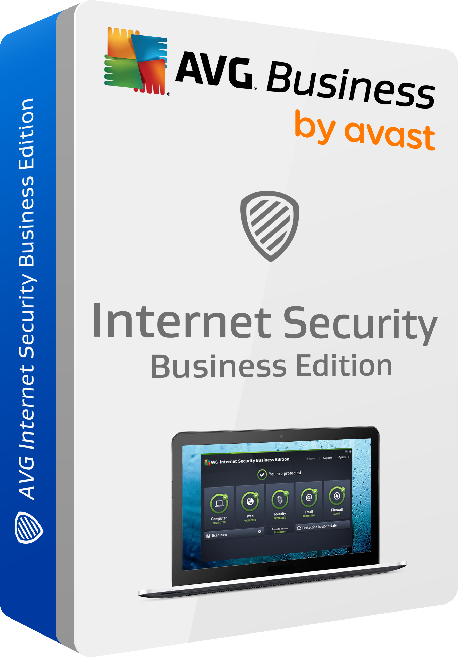 AVG Internet Security Business Edition, 4 lic., 2 roky, obnovení