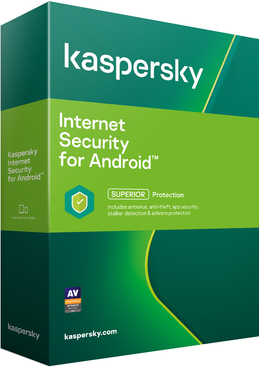 Kaspersky Internet Security pro Android, 3 lic., 1 rok