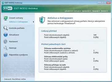 ESET NOD32 Antivirus 3.0