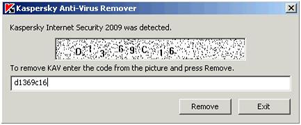 Kaspersky Remover