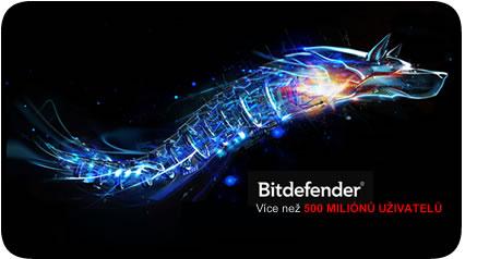 Bitdefender - více než 500 miliónů uživatelů ...