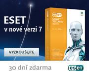 ESET Smart Security 6 zdarma k vyzkoušení