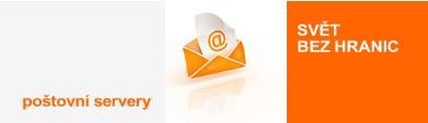 poštovní servery - svět nadosah