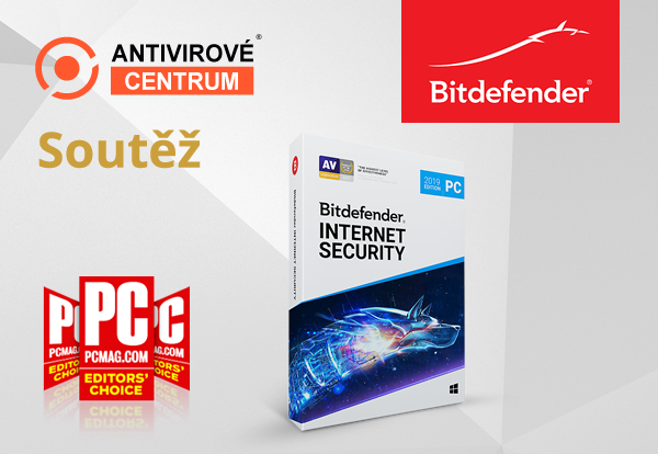 Bitdefender Internet Security 2019 zdarma