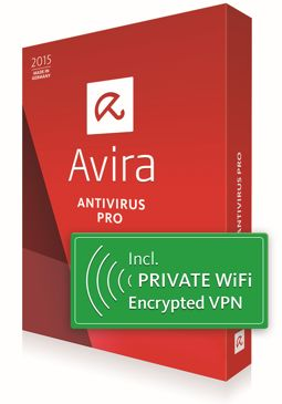 Avira Encrypted Wifi