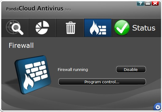 Panda Cloud Antivirus Beta