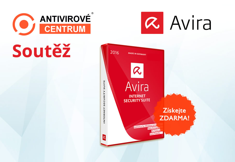 Avira Internet Security Suite zdarma