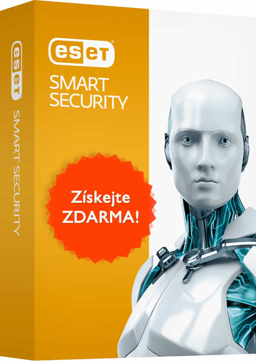 Eset Smart Security zdarma