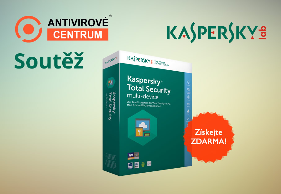 Kaspersky Total Security zdarma